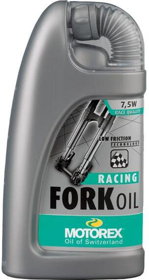 Motorex Racing Fork 7,5W Low Friction Reiniging & onderhoud 1000 ml grijs